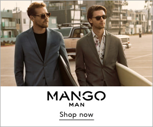 Mango Men New Collection