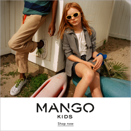 MANGO Kids New Collection
